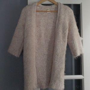Zara knit oversized cardigan sweater nwt medium